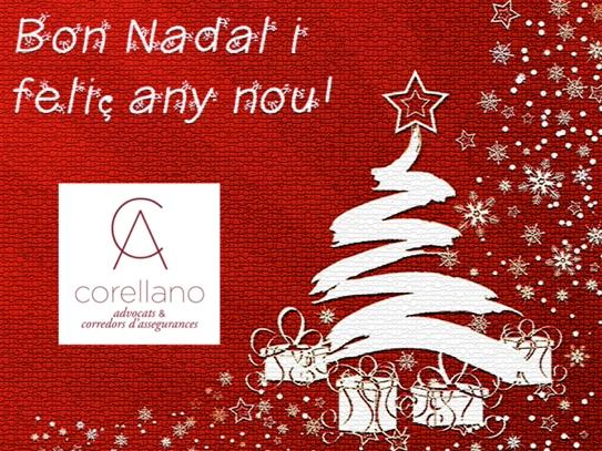 Feliz Navidad y Feliz Año Nuevo!